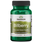 Swanson Superior HerbsMaximum Strength Bilberry