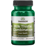 Swanson Superior Herbs Milk Thistle Combination