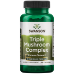Swanson Superior Herbs High-Potency Triple Mushroom Standardized Complex
