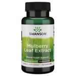 Swanson Superior Herbs Mulberry Leaf Extract