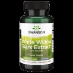 Swanson Superior Herbs Corteza del sauce blanco resistencia máxima