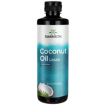 Swanson Healthy Foods Liquid Coconut Oil Natural Flavor