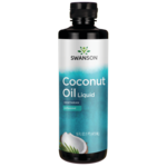 Swanson Healthy Foods Liquid Coconut Oil Unflavored