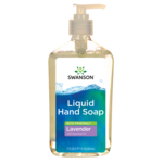 Swanson Healthy Home Eco-Friendly Liquid Hand Soap Lavender