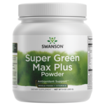 Swanson GreenFoods Formulas Super Green Max Plus