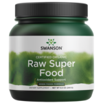 Swanson GreenFoods Formulas Certified Organic Raw Super Food
