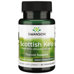 Swanson GreenFoods Formulas Certified Organic Scottish Kelp