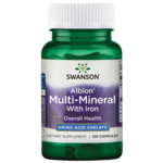 Swanson UltraAlbion Chelated Multi-Mineral Glycinate
