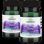 Swanson UltraAlbion Chelated Zinc Glycinate