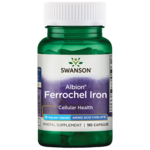 Swanson Ultra Albion Chelated Ferrochel Iron Glycinate
