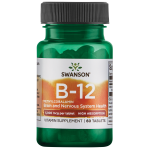 Vitamin B-12 Methylcobalamin, High Absorption