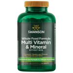 Swanson UltraWhole Food Multivitamin without Iron