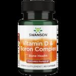Swanson Ultra Vitamin D & Boron