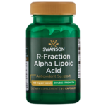 Swanson Ultra Double-Strength R-Fraction Alpha Lipoic Acid