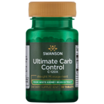 Swanson Ultra Ultimate Carb Control C-120X White Kidney Bean Extract