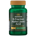 Swanson UltraTriple Strength R-Fraction Alpha Lipoic Acid