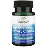 Swanson UltraHerbal Extract Memory Complex