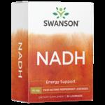 Swanson UltraFast-Acting NADH High Bioavailability
