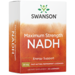 Swanson Ultra Maximum Strength NADH Fast-Acting