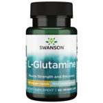 Swanson Ultra L-glutamina de calidad farmacéutica AjiPure