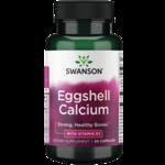 Swanson Ultra Calcio de cáscara de huevo 100 % natural con vitamina D-3