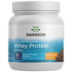 Swanson Ultra Grass-Fed, Certified rBGH-Free Chocolate Whey Protein Powder