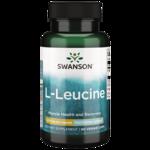 Swanson Ultra AjiPure L-Leucine, Pharmaceutical Grade