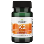 Swanson Ultra High Potency Natural Vitamin K-2 (Menaquinone-7 from Natto)