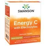 Energy C with Electrolytes - Orange Flavor
