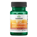 Swanson Ultra Methylcobalamin High Absorption B-12