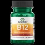 Swanson UltraSupplemelts Sublingual Vitamin B-12