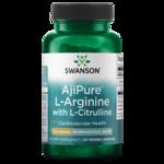 Swanson Ultra AjiPure L-Arginine with L-Citrulline
