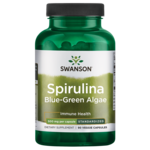 Swanson Ultra Std Spirulina Natural Blue-Green Algae 10% Phycocyanin