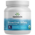 Swanson Ultra Certified Organic Undenatured Bioactive Whey Protein