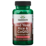 Swanson Ultra Traditional Red Yeast Rice & CoQ10