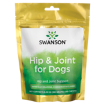Swanson Pet Nutrition Glucosamine & Chondroitin for Dogs Hip & Joint with MSM