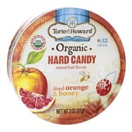 Torie & HowardOrganic Hard Candy - Blood Orange & Honey