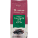 Teeccino Café herbal mediterráneo, chocolate y menta
