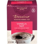 Teeccino Mediterranean Herbal Coffee - Vanilla Nut