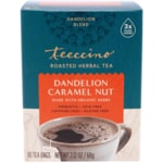 Teeccino Herbal Coffee - Dandelion Caramel Nut