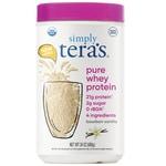 Tera's Whey rBGH Free Whey Protein - Bourbon Vanilla