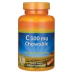Thompson C 500 mg Chewable - Orange Flavor