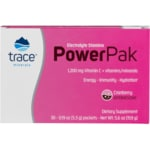 Trace Minerals Electrolyte Stamina Power Pak - Cranberry