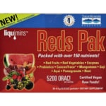 Trace Minerals Reds Pak