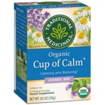 Traditional MedicinalsOrganic Cup of Calm Tea