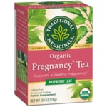 Traditional Medicinals Té Organic Pregnancy