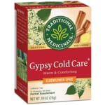 Traditional MedicinalsGypsy Cold Care Tea
