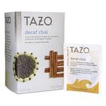 Tazo TeaBlack Tea - Decaf Chai