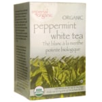 Uncle Lee's Tea 100% Organic Peppermint White Tea