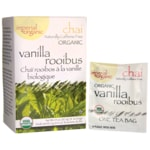 Uncle Lee's Tea 100% Organic Vanilla Rooibos Chai Tea